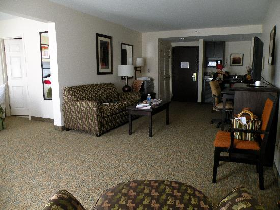 Holiday Inn Express Oro Valley - Tucson North: Suite view 1