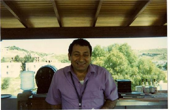 Eken Resort Hotel : Mehmet - Bar/Resturant manager