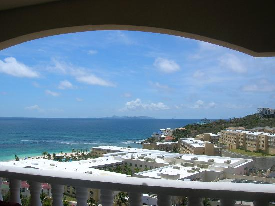 Princess Heights Hotel: Astonishing ocean view