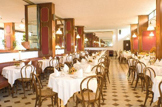 Giulivo Hotel & Village: Sala Ristorante