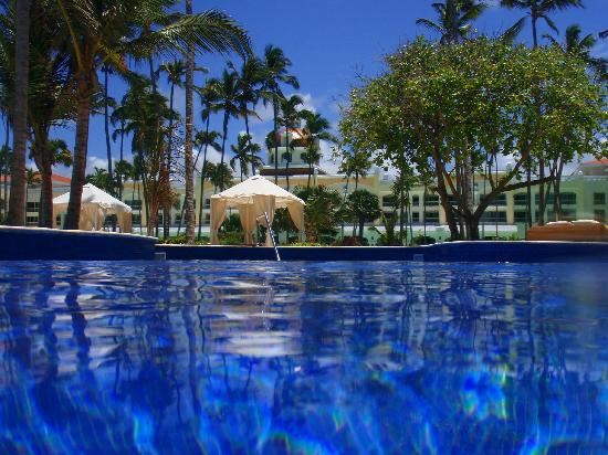 Iberostar Grand Hotel Bavaro: floatin
