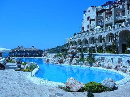 Likya Residence Hotel & Spa: New pool