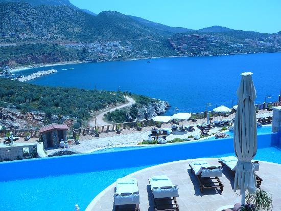 Likya Residence Hotel And Spa Kalkan
