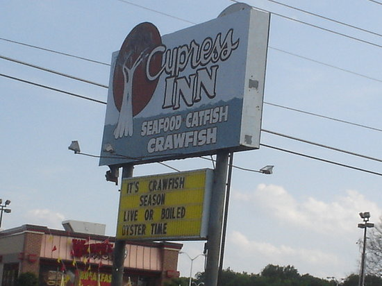 Good Food Cypress Inn Restaurant Monroe Traveller