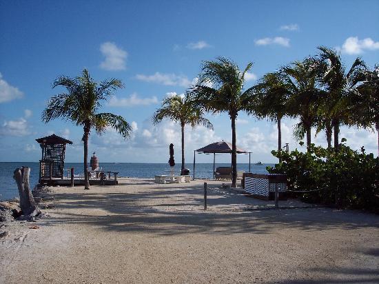 Blackfin Resort and Marina: Jetty
