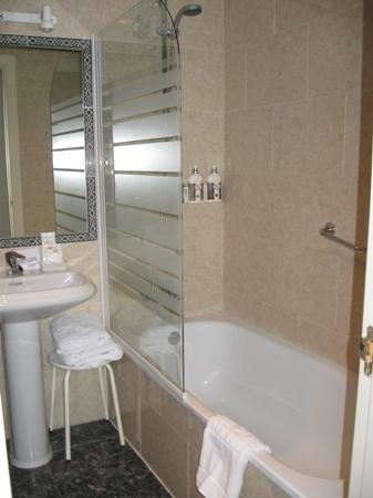 Hotel Plaza Santa Lucia: Bathroom 2
