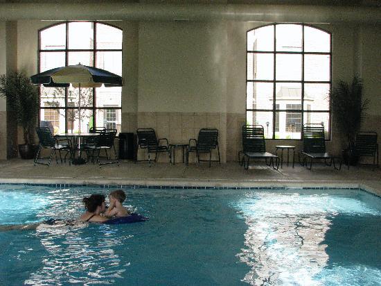 Staybridge Suites Akron Stow Cuyahoga Falls Swimming Pool