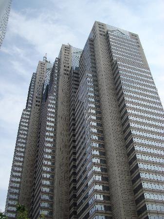 Park Hyatt Tokyo: Park Hyatt (starting at Floor 40)