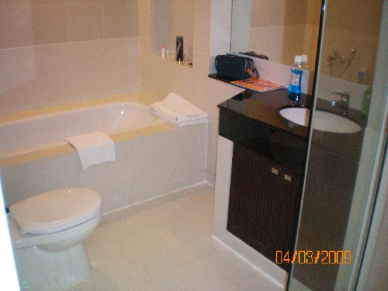 Gardengrove Suites Boutique Serviced Residence: ensuite