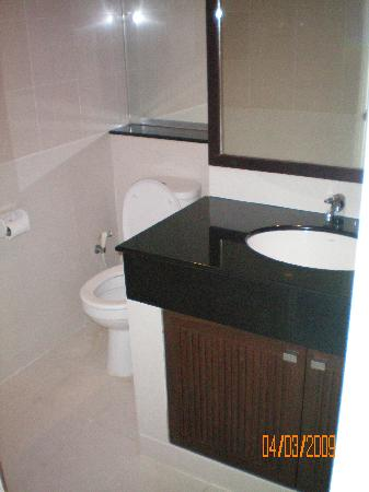 Gardengrove Suites Boutique Serviced Residence: bathroom