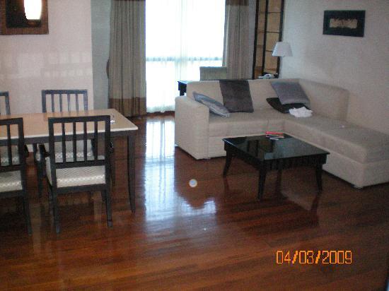 園林套房精品服務式酒店公寓張圖片