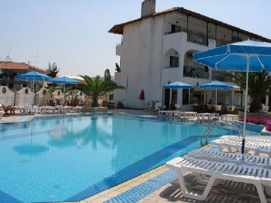 Fourka, اليونان: Hotel Estia
