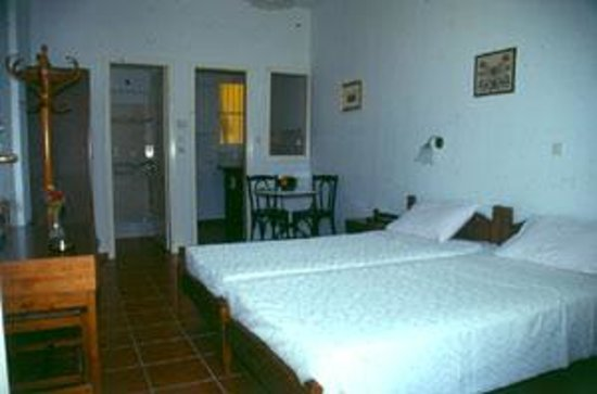 Vathy, Grecia: Rooms