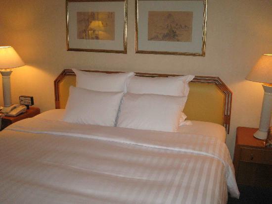 โรงแรมโนโวเทล แอมบาสซาเดอร์ ปูซาน: in the room