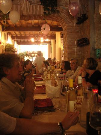 Antica Locanda da Luca : Tavolata amici