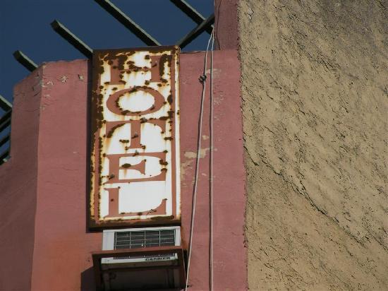 Ametis Nouzha Hotels Fez: Une enseigne au 5ème étage
