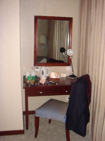 Xin Da Di Hotel: Corner unit