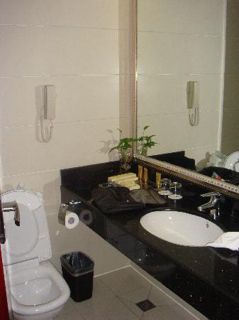 Xin Da Di Hotel: Sink