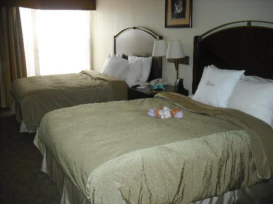 Homewood Suites by Hilton Orlando-UCF Area: Bedroom