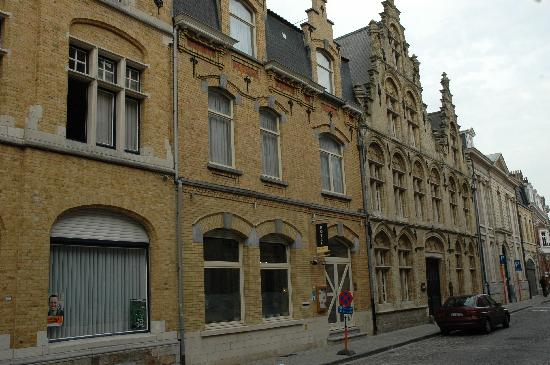 Alliance Hotel Ieper Centrum