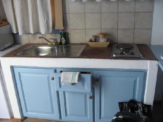 Arhitektoniki Studios: kitchen