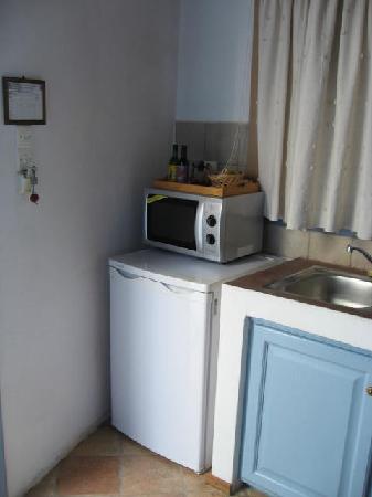 Arhitektoniki Studios: Including microwave