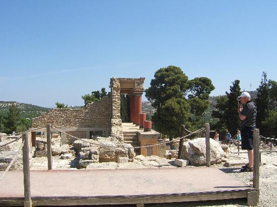King Minos Palace Hotel: knossos