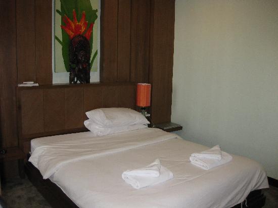 Ban Kong Rao: double room on top floor