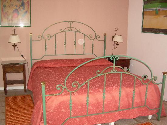 Hotel Rainero: Chambre de l'Hôtel