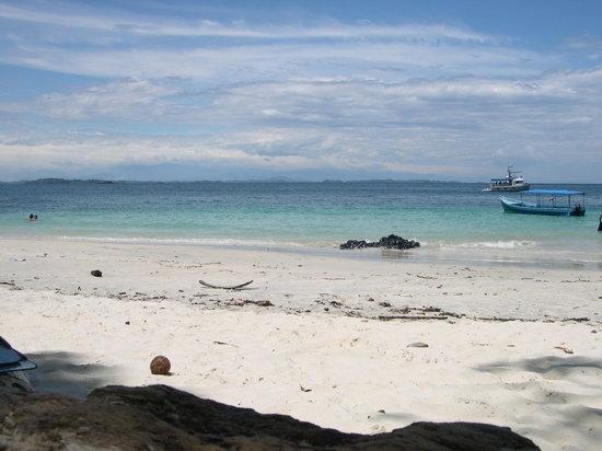 Chiriqui Province, Panama: barca di pescatori