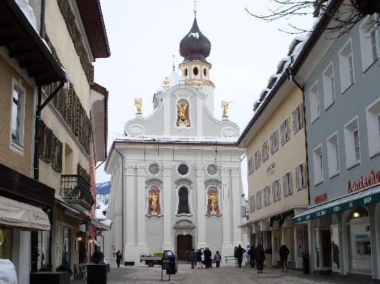 San Candido, Italia: La chiesetta