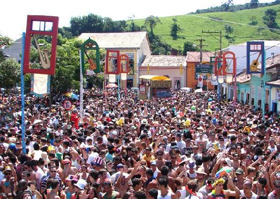 São Luís do Paraitinga, SP: São Luiz do Paraitinga, carnaval 2009