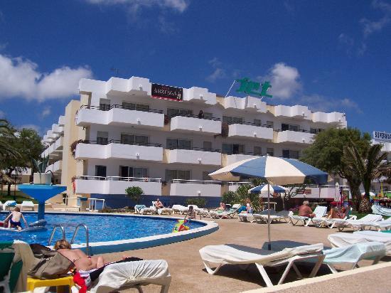 Vista Desde El Balc N Picture Of Ibiza Jet Apartments