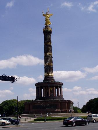 Sofitel Berlin Kurfürstendamm: Siegessaule (Triumphal Column)