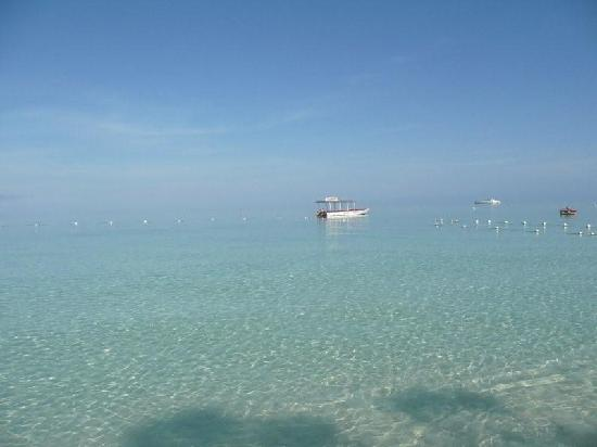 White Sands Negril : where does the ocean end, and the sky begin!?