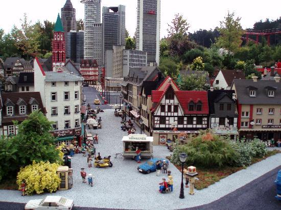 A Lego City Picture Of Legoland Germany Gunzburg