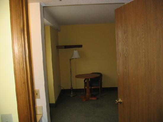 This Is One Of The Bedrooms It Was Large With A Full Bath