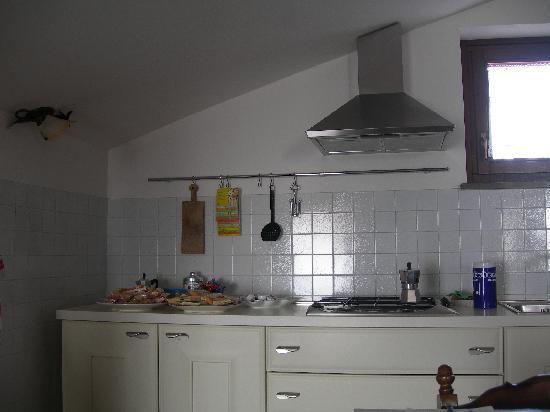 ElmAgos: Cocina