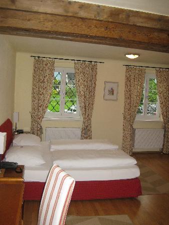"""Renaissancehotel """"Raffelsberger Hof"""": unser Zimmer"""