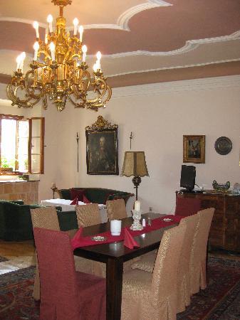 """Renaissancehotel """"Raffelsberger Hof"""": schöne Räumlichkeiten"""
