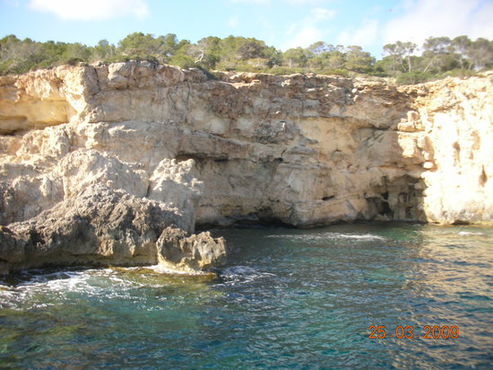 Other side of Mallorca