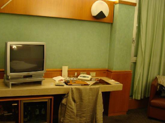 โรงแรมบลูเนลเลสชิ: escritorio