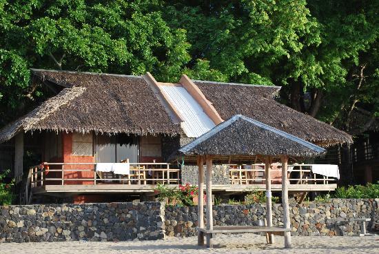 Balai Resort Anilao: seaside cottages