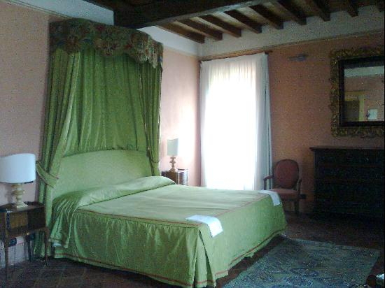 San Giorgio Canavese, Italy: La nostra camera