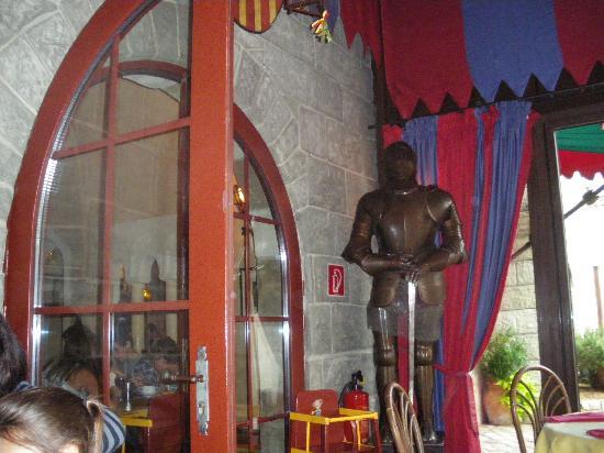 "Hotel ""El Andaluz"" Europa-Park: restaurant"