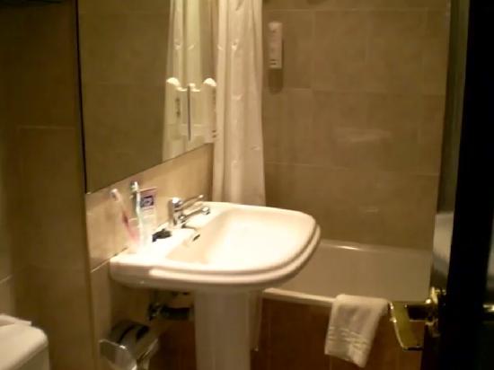 Santa Clara: baño