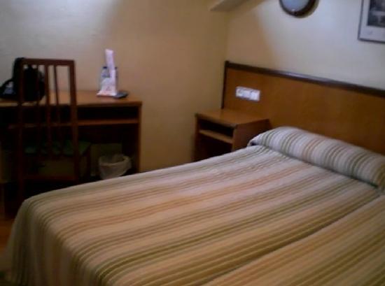 Santa Clara: habitación