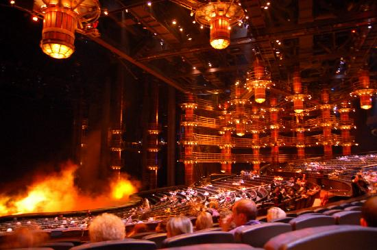 Theatre Picture Of Ka Cirque Du Soleil Las Vegas