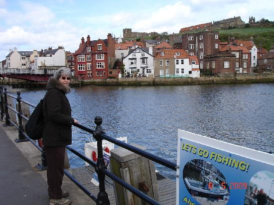Monico Guest House: A visit to Whitby