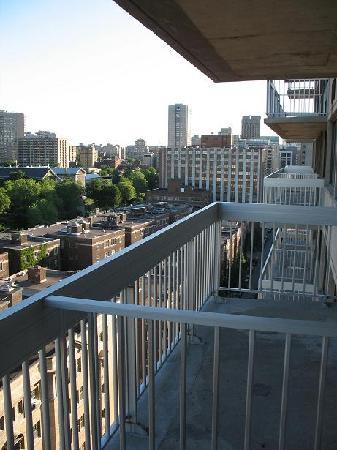 Residence Inn Montreal Westmount: Balcon